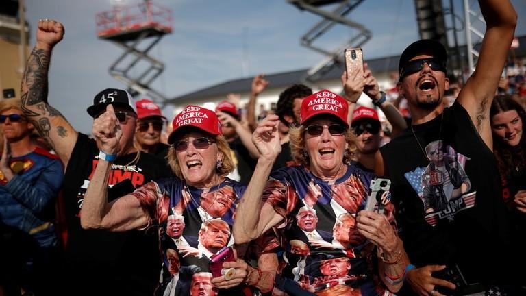 Gần nửa số thành viên Cộng hòa sẵn sàng bỏ đảng theo ông Trump - ảnh 1