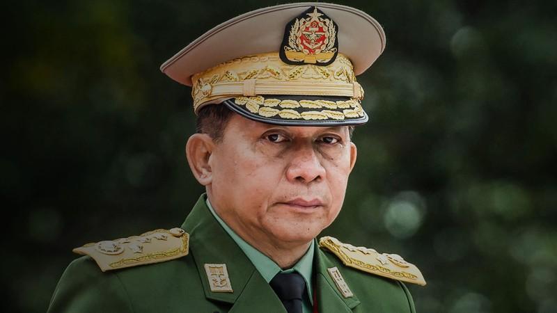 Phương Tây áp trừng phạt, Tổng Tư lệnh Myanmar lên tiếng - ảnh 1