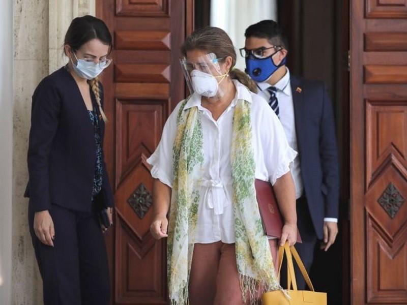 Venezuela trục xuất nhà ngoại giao EU, cho 72 giờ để rời đi - ảnh 1