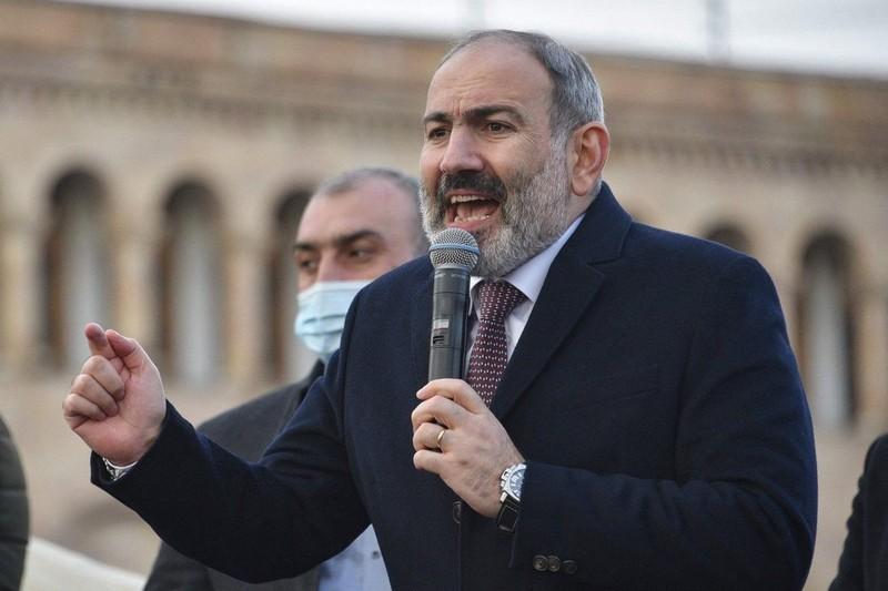 Thủ tướng Armenia cảnh báo về âm mưu đảo chính - ảnh 1