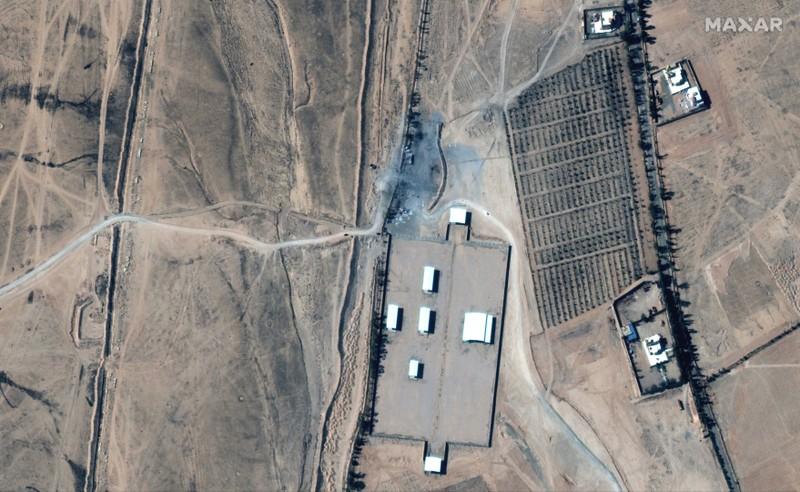Mỹ tung hình ảnh cho thấy mức độ thiệt hại vụ không kích Syria - ảnh 1