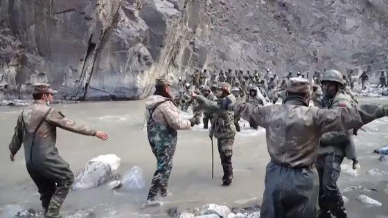 Thỏa thuận rút quân với Trung Quốc, quan chức Ấn Độ lo lắng - ảnh 1