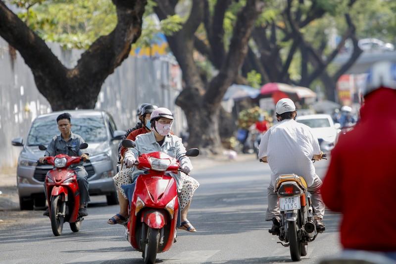 Ảnh: 2 dự án 300 tỉ giúp gỡ rối kẹt xe cửa ngõ Tân Sơn Nhất - ảnh 3