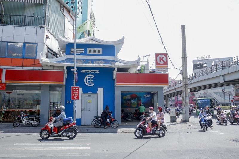 Ảnh: 2 dự án 300 tỉ giúp gỡ rối kẹt xe cửa ngõ Tân Sơn Nhất - ảnh 7