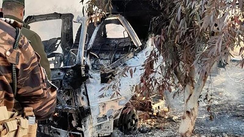 Lầu Năm Góc không ngại đáp trả vụ nã rocket căn cứ Mỹ ở Iraq - ảnh 1