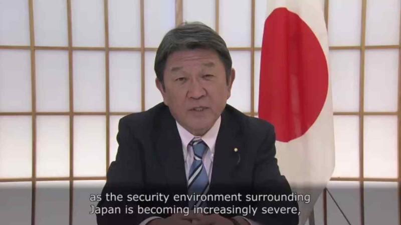 Nhật muốn xây mạng lưới các nước cùng chí hướng tại AĐD-TBD - ảnh 1