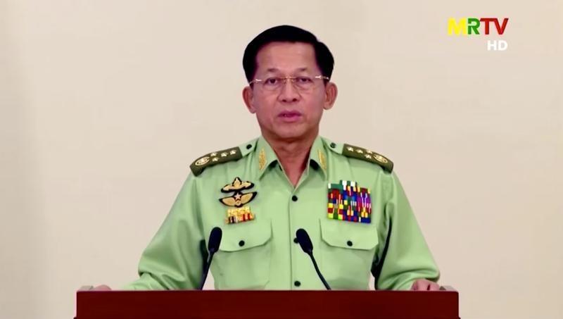 Mỹ đóng băng tài khoản 1 tỉ USD của quân đội Myanmar - ảnh 3
