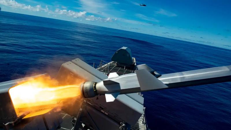 Mỹ định lập mạng lưới tên lửa tấn công đối phó Trung Quốc - ảnh 1