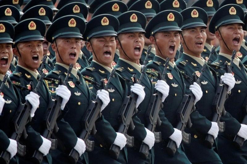 Chuyên gia: Mỹ phải dè chừng chi tiêu quốc phòng Trung Quốc - ảnh 2