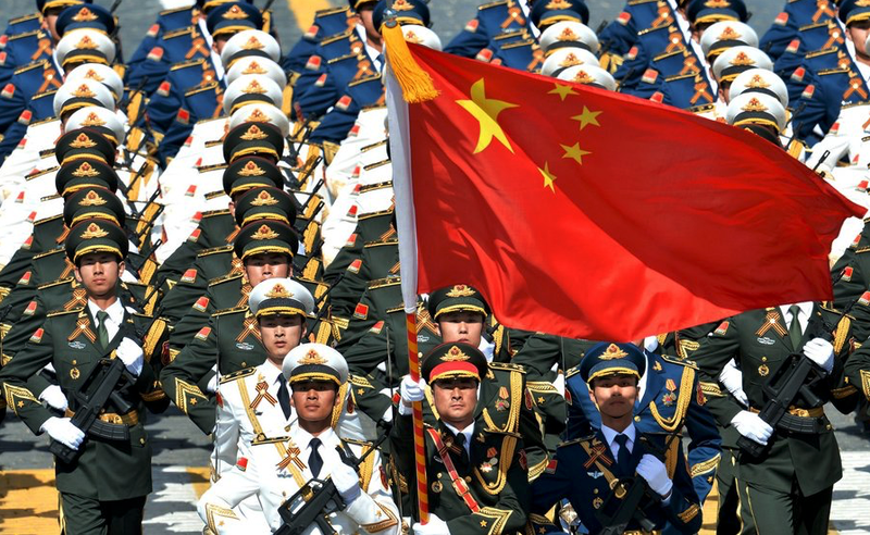 Tướng Trung Quốc cảnh báo nguy cơ 'bẫy Thucydides' với Mỹ - ảnh 1