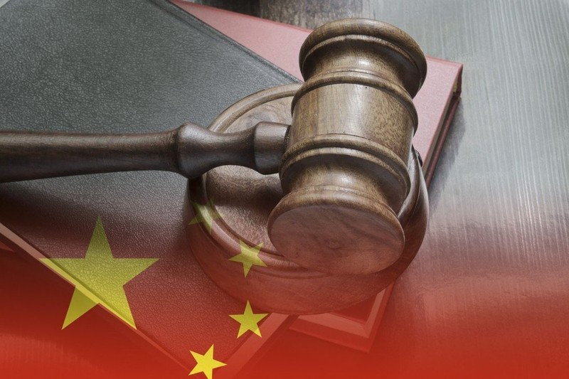 Trung Quốc tham vọng xây dựng hệ thống pháp luật tích hợp AI  - ảnh 1