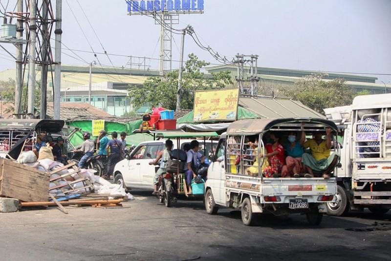 Toàn cảnh Myanmar: 149 người chết, hơn 2.000 người bị bắt giữ  - ảnh 2