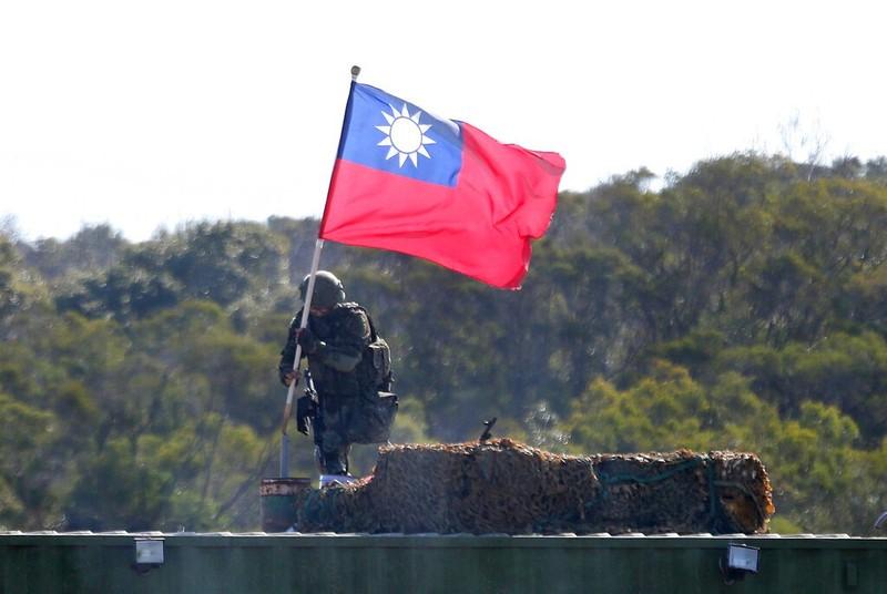 Đài Loan cáo buộc Bắc Kinh tăng cường khả năng bao vây hòn đảo - ảnh 1