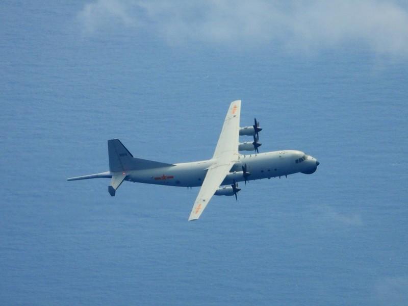 Máy bay chống ngầm Trung Quốc lại xâm nhập ADIZ của Đài Loan - ảnh 2