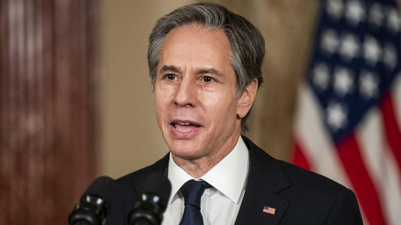 Ngoại trưởng Mỹ đến Bỉ để thắt chặt liên minh với NATO, EU - ảnh 1