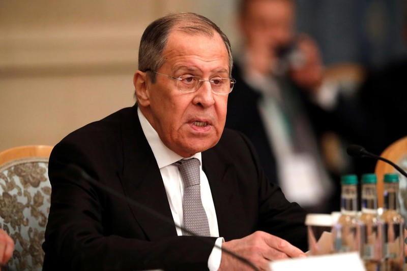 Ngoại trưởng Nga: Moscow, Bắc Kinh cần từ bỏ sử dụng đồng USD - ảnh 1
