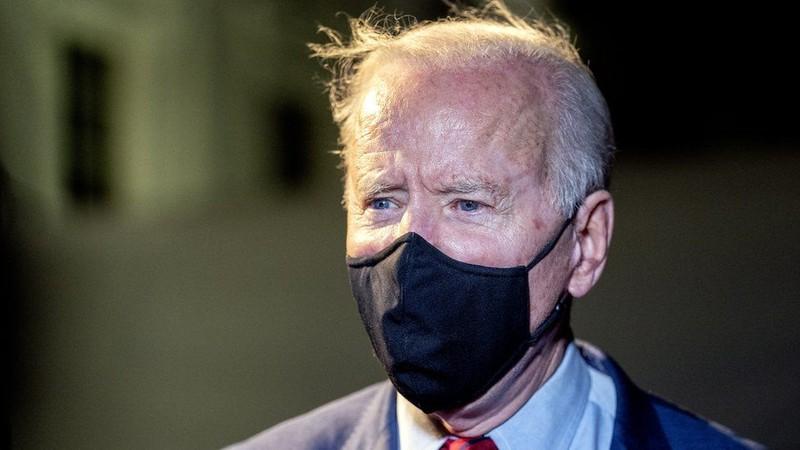 Ông Biden lên tiếng vụ Triều Tiên thử tên lửa - ảnh 1