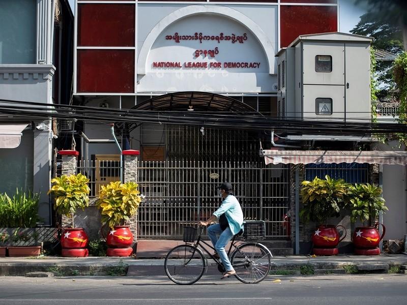 Myanmar: Đánh bom trụ sở đảng của bà Aung San Suu Kyi - ảnh 1
