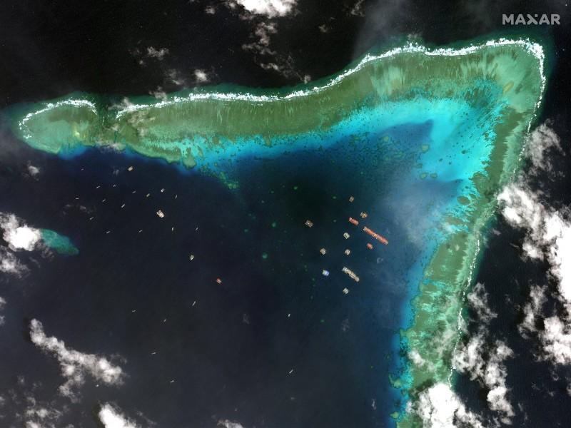 Hàng loạt nước Âu, Á phản đối vụ hàng trăm tàu TQ ở Đá Ba Đầu - ảnh 2