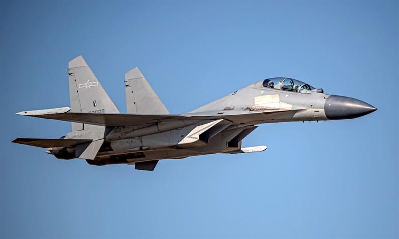 Đài Loan tố Trung Quốc đưa 20 máy bay xâm nhập ADIZ - ảnh 1