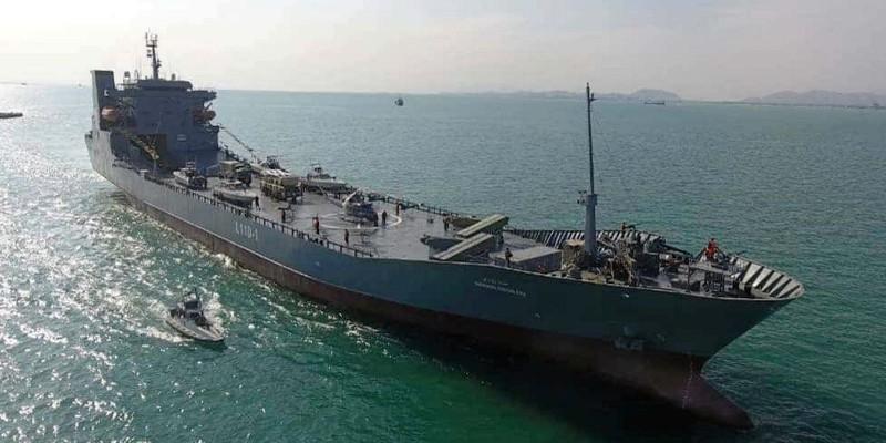 Lớp tàu chiến mới sẽ định hình lại học thuyết hải quân Iran? - ảnh 3