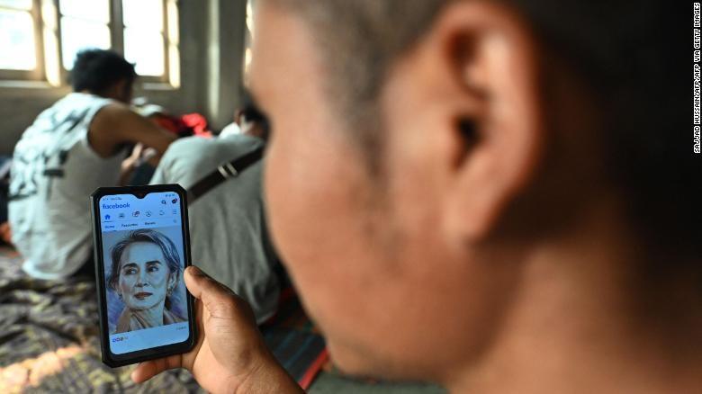 CNN:Thái Lan từ chối nhận, dân Myanmar vô rừng trốn không kích - ảnh 3