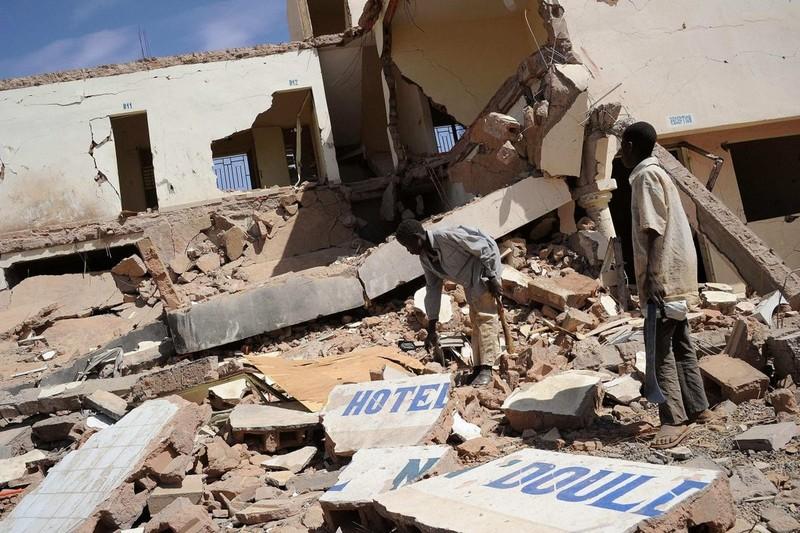 LHQ: 19 dân thường chết trong cuộc không kích của Pháp ở Mali - ảnh 1
