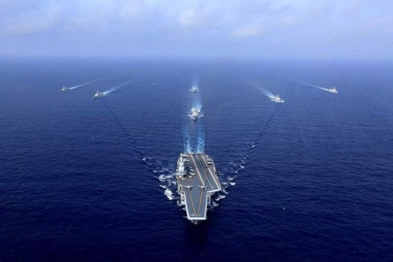 Bắc Kinh tuyên bố sẽ thường xuyên tập trận gần Đài Loan - ảnh 1