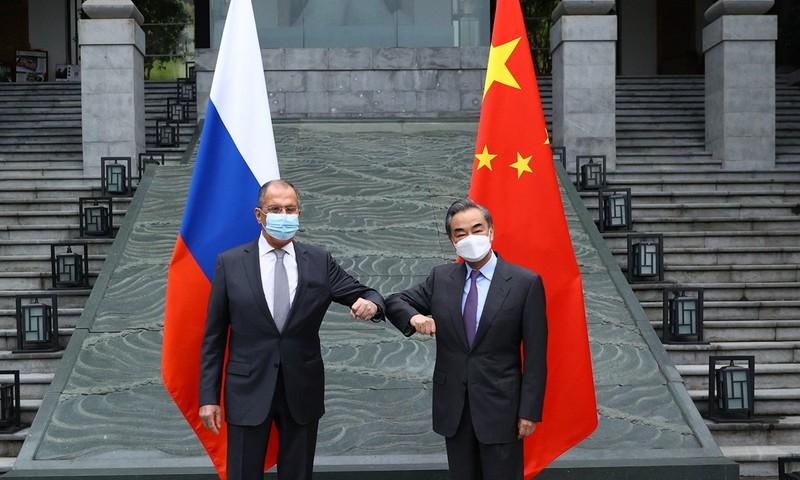 Nga nói sẽ không cùng TQ lập khối quân sự so kè với NATO - ảnh 1