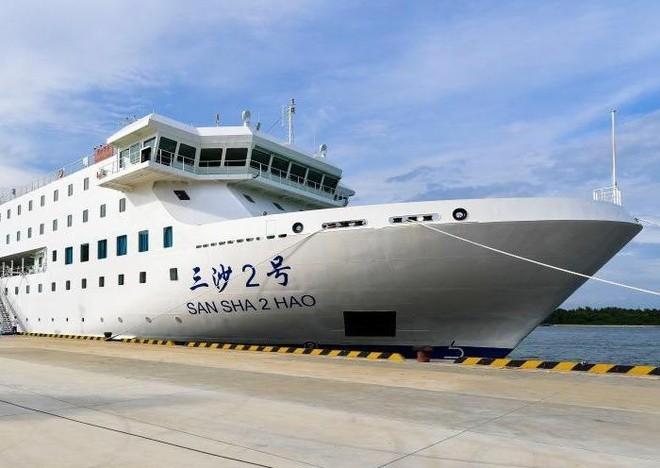 Biển Đông: TQ biến tàu tiếp tế thành trạm giám sát di động? - ảnh 2