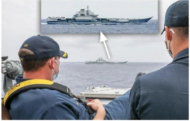 Biển Đông: Mỹ gửi thông điệp 'coi thường' hải quân Trung Quốc - ảnh 1