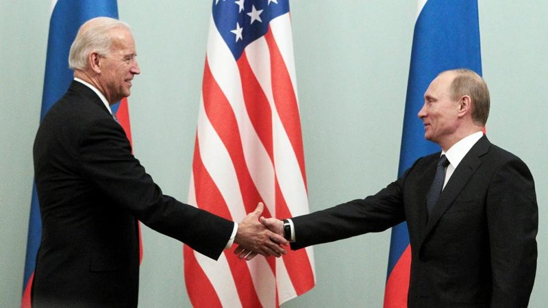 Ông Biden điện đàm với ông Putin, ngỏ ý gặp thượng đỉnh - ảnh 1
