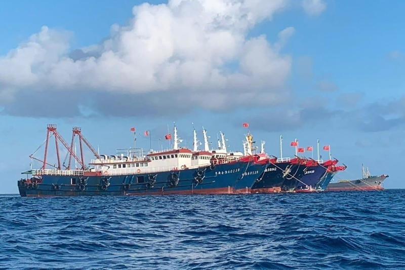Philippines điều thêm 4 tàu hải quân tuần tra tại Biển Đông - ảnh 1