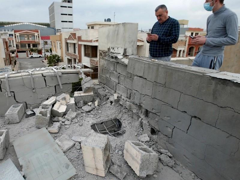 Lực lượng Mỹ, Thổ Nhĩ Kỳ tại Iraq bị tấn công, 1 người chết. - ảnh 1
