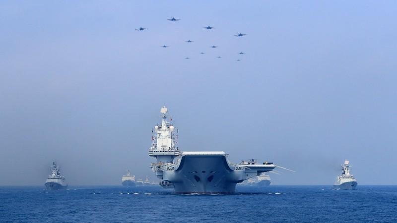 Tập trận gần Đài Loan, Trung Quốc muốn nhắn Mỹ 'hãy lùi bước' - ảnh 1