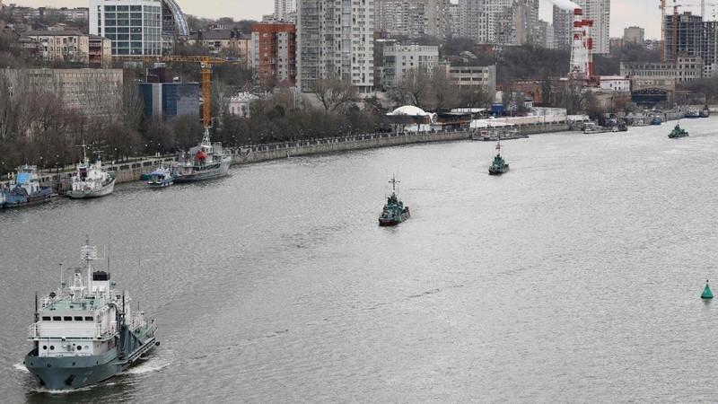 NATO chỉ trích Nga 'khóa' Biển Đen, ngăn tàu Kiev cập cảng - ảnh 1