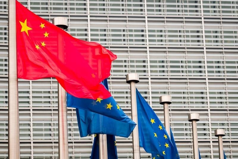 Các đề xuất trừng phạt mới của EU nhắm Trung Quốc bị rút lại   - ảnh 1
