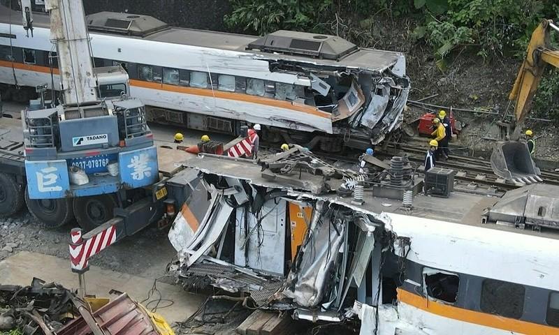 Vụ tai nạn tàu hỏa Đài Loan: Nghi phạm người Việt bị khởi tố - ảnh 1