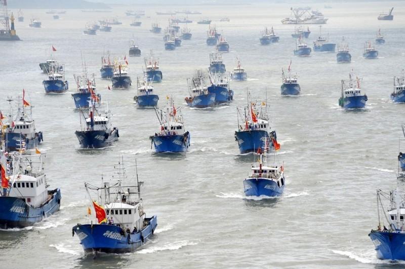 Ngư dân Philippines than phiền về hành vi 'lạ' của tàu cá TQ - ảnh 2