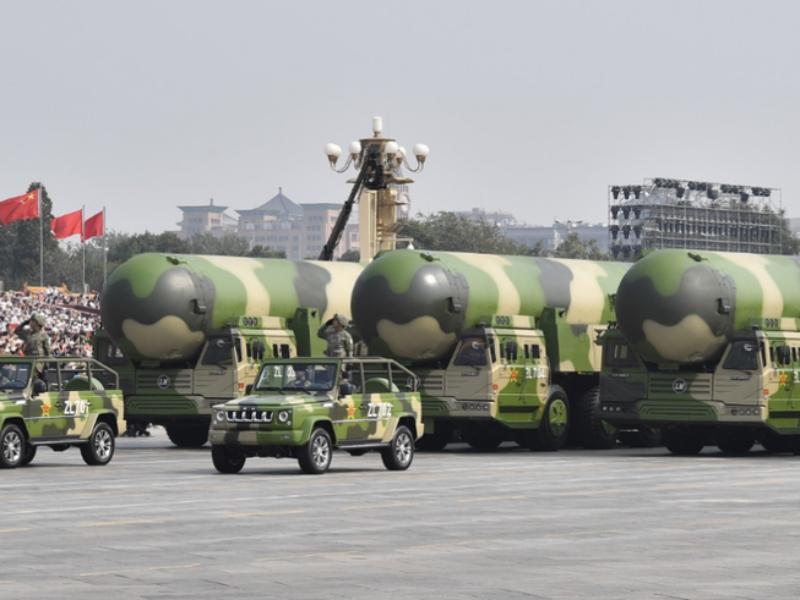 Lỗ hổng nguy hiểm: Thiếu cơ chế chặn xung đột hạt nhân - ảnh 1