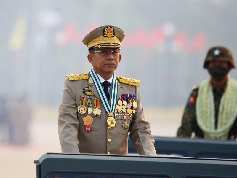 ASEAN sắp họp về Myanmar, Tổng Tư lệnh Min Aung Hlaing sẽ dự - ảnh 1