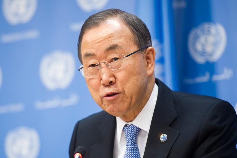 Ông Ban Ki-moon kêu gọi 'hành động mạnh hơn' về Myanmar - ảnh 1