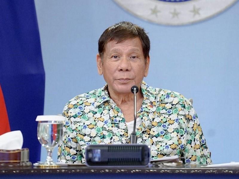 Ông Duterte: Sẽ cử tàu quân sự ra Biển Đông nếu TQ khoan dầu - ảnh 1