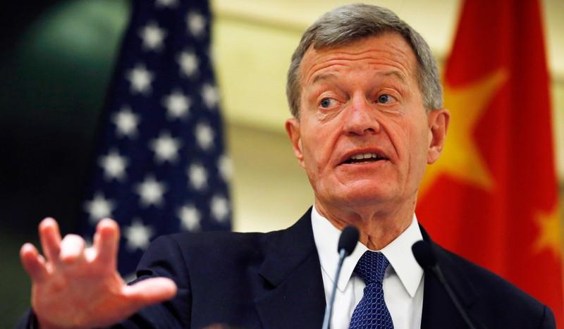 Cựu Đại sứ Mỹ: Ông Tập chẳng quan tâm trừng phạt từ Washington - ảnh 1