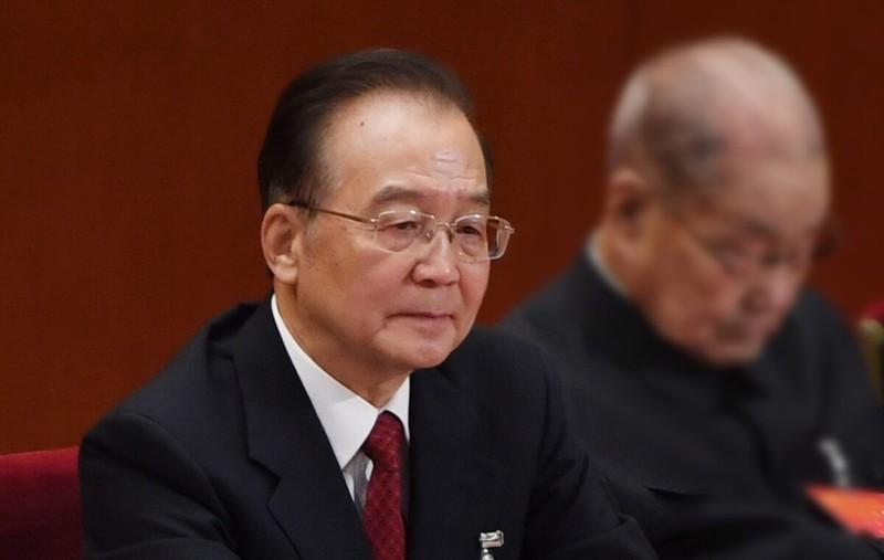 Trung Quốc kiểm duyệt, gỡ bài viết cựu thủ tướng Ôn Gia Bảo   - ảnh 1