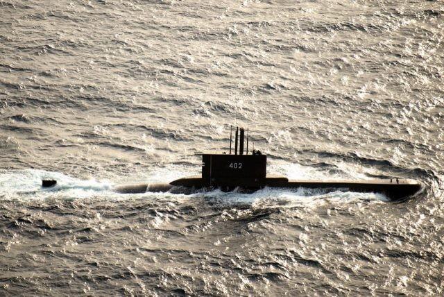 Tàu ngầm Indonesia mất liên lạc cùng 53 thủy thủ - ảnh 1