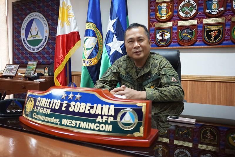Tướng Philippines: Manila tính đến việc xây dựng ở Biển Đông   - ảnh 1