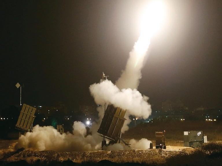 Isreal điều tra vụ tên lửa Syria rơi gần lò phản ứng - ảnh 2