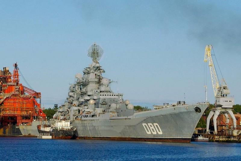Nga nói sẽ có 'tàu chiến mặt nước mạnh nhất thế giới' - ảnh 1