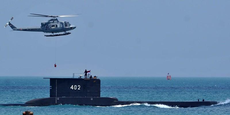 Jakarta thông tin về cơ hội sống sót của 53 thủy thủ tàu ngầm - ảnh 1